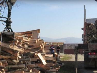 Spendenaufruf Feuerholz