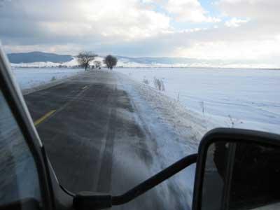 Dezemberfahrt nach Miercurea Ciuc 2009